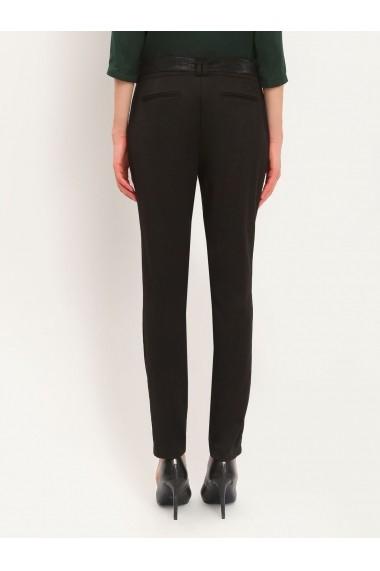 Pantaloni drepti Top Secret SSP2199CA Negru