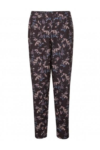 Pantaloni largi Top Secret SSP2295GR bleumarin