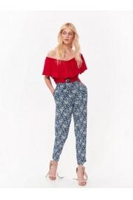 Pantaloni drepti Top Secret TOP-SSP2921GR Bleumarin