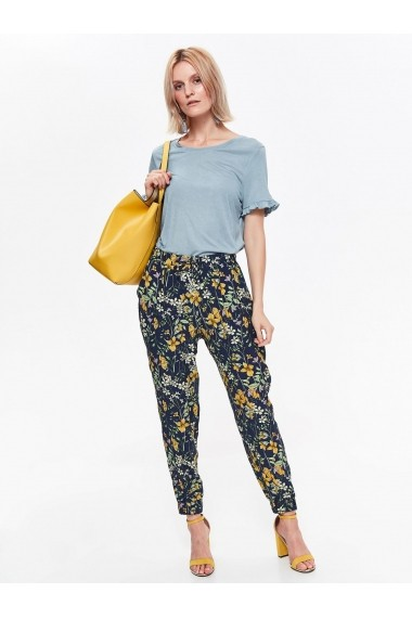 Pantaloni largi Top Secret TOP-SSP2952GR Bleumarin
