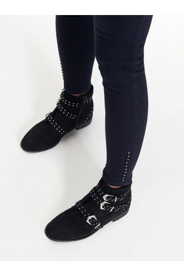 Pantaloni drepti Top Secret TOP-SSP2942GR Bleumarin