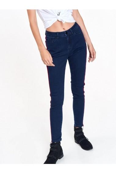 Jeansi Slim Top Secret TOP-SSP2990NI Albastru