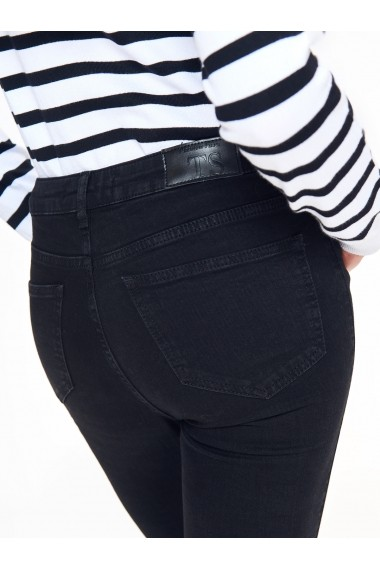 Jeansi Skinny Top Secret TOP-SSP3051CA Negru