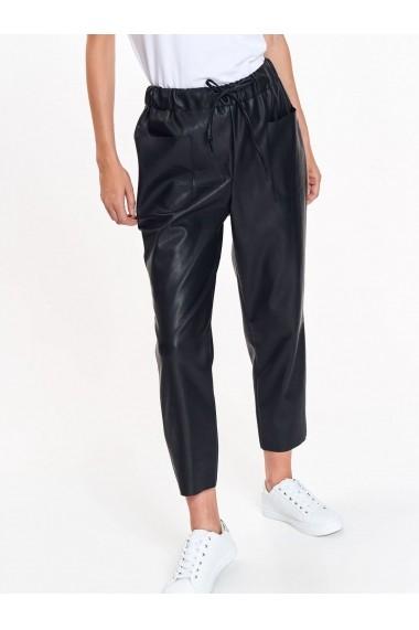Pantaloni drepti Top Secret TOP-SSP3052CA Negru