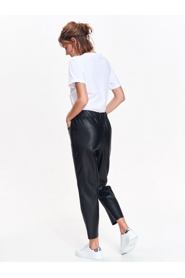 Pantaloni drepti Top Secret TOP-SSP3052CA Negru - els