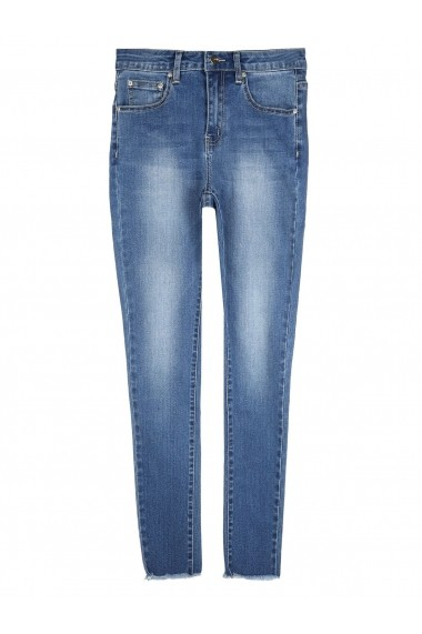 Jeansi Skinny Top Secret TOP-SSP2981NI Albastru