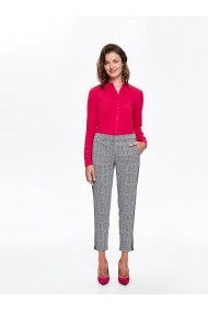 Pantaloni drepti Top Secret TOP-SSP3010SZ Gri