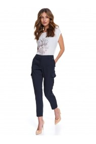 Pantaloni drepti Top Secret TOP-SSP3469GR