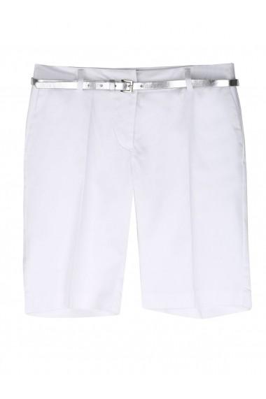 Pantaloni scurti Top Secret TOP-SSZ0841BI Alb - els