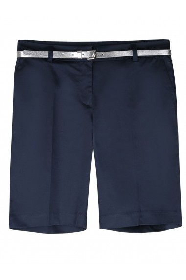Pantaloni scurti Top Secret TOP-SSZ0842GR Bleumarin - els