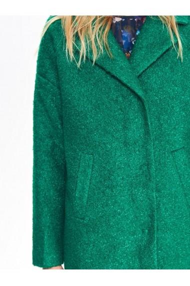 Palton Top Secret TOP-SPZ0454ZI Verde - els