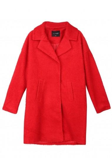 Palton Top Secret TOP-SPZ0455CE Rosu - els