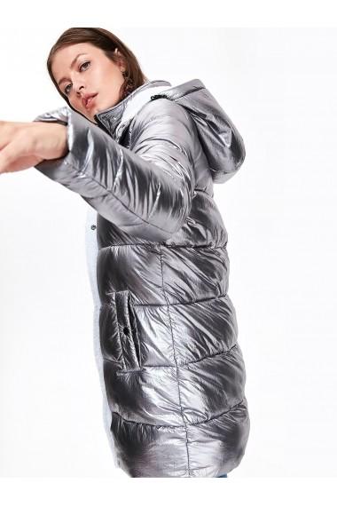 Palton Top Secret TOP-SPZ0493SR Argintiu