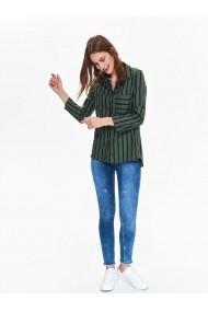 Риза TROLL TOP-TKL0317ZI_els Зелен