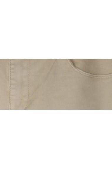 Pantaloni drepti Troll TOP-TSP1394BE Bej