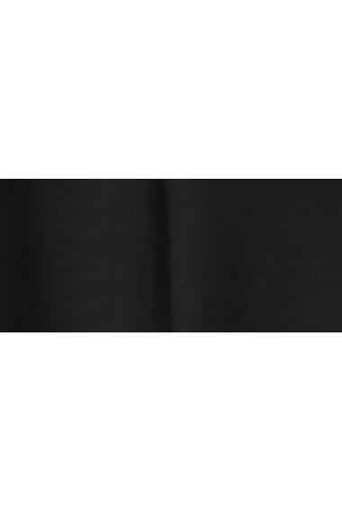 Pantaloni drepti Troll TOP-TSP1404CA Negru