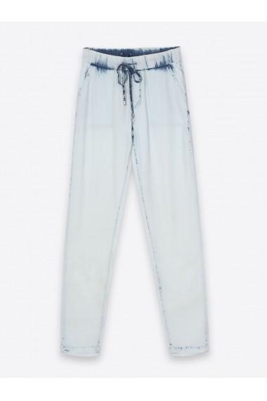 Jeansi Dreptii Drywash DSP0170NI Albastru