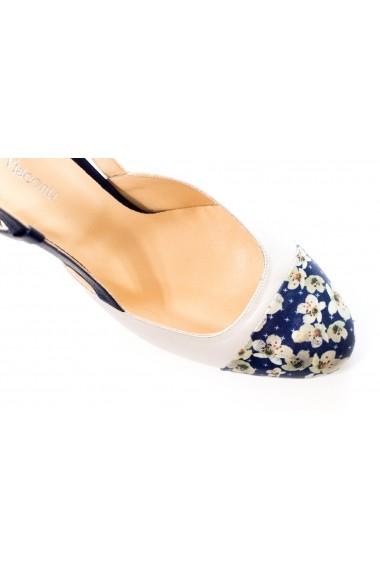 Pantofi cu toc Thea Visconti PS-264-19-538 Multicolor