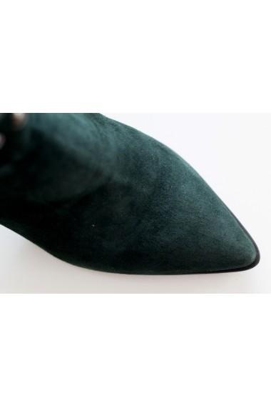 Botine Thea Visconti Gh-522-18-597 verde