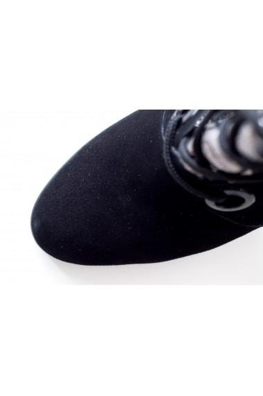 Botine Thea Visconti Gh-525-18-538 negru