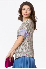Bluza Sense vascoza Nadine multicolor