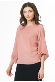 Bluza Sense crep Gilda roz