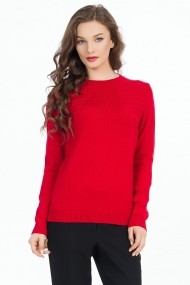 Пуловер Sense FSE-216911 --10 Червен
