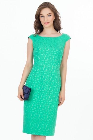 Rochie de zi Sense Audrey verde