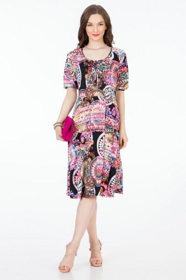 Rochie de seara Sense Anna multicolor