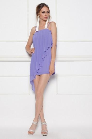 Rochie NISSA de seara RS8364 Violet