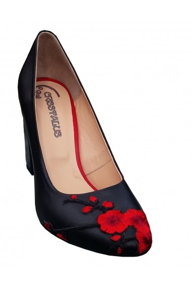 Pantofi cu toc Crisstalus pn15