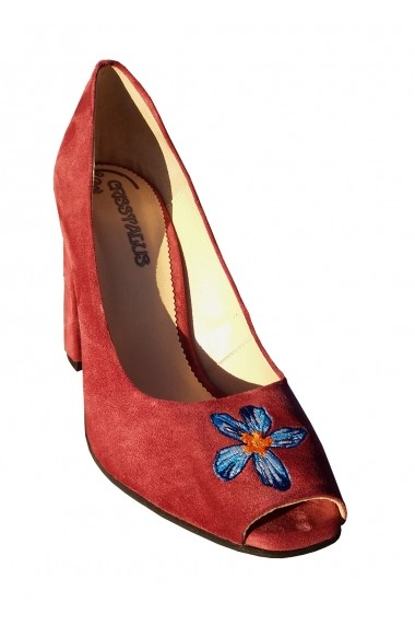 Pantofi cu toc Crisstalus pn13