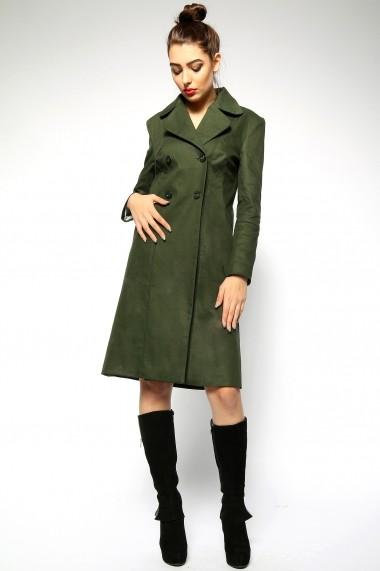 OFFICIAL - Pardesiu din tercot gros Army Hit - Official kaki, verde