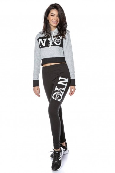 Trening Roh Boutique dama,trendy - ROH - TR360 negru