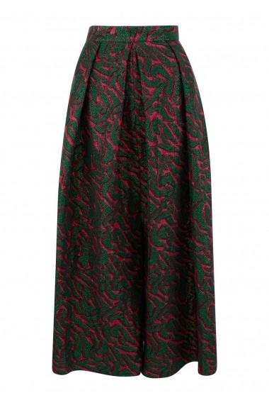 Fusta lunga Roh Boutique multicolora, ROH, maxi - FR406 multicolor
