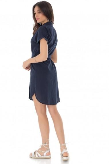 Rochie scurta Roh Boutique DR4098 Bleumarin