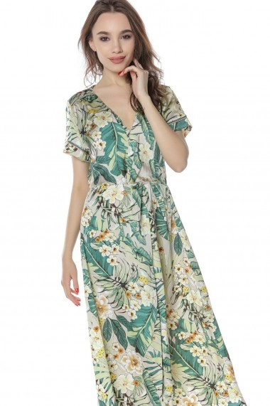 Rochie midi Roh Boutique DR3807 Florala