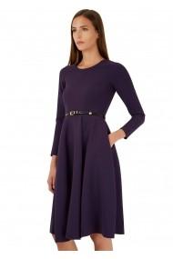 Rochie midi Roh Boutique CLD1012 mov