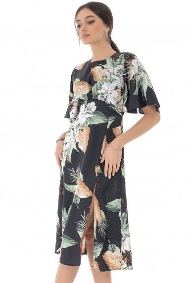 Rochie midi Roh Boutique DR4074 Florala