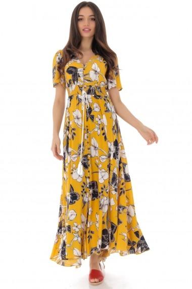 Rochie lunga Roh Boutique DR4120 Florala