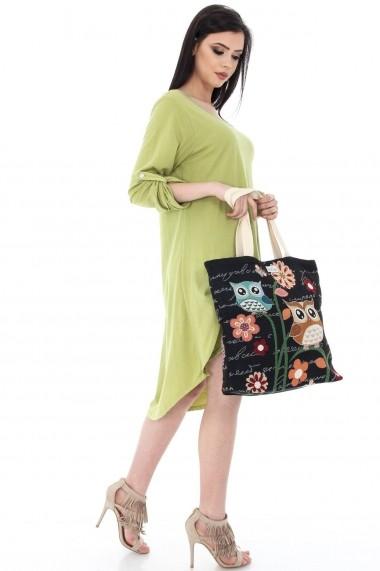 Geanta Roh Boutique A0189 Print