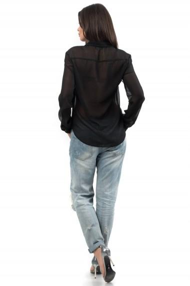 Camasa Roh Boutique BR1333 Neagra