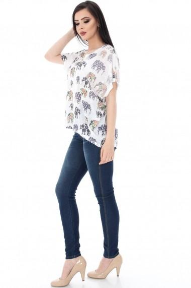 Bluza Roh Boutique BR1359 Print