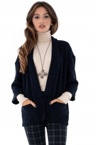 Cardigan Roh Boutique BR1909 Bleumarin
