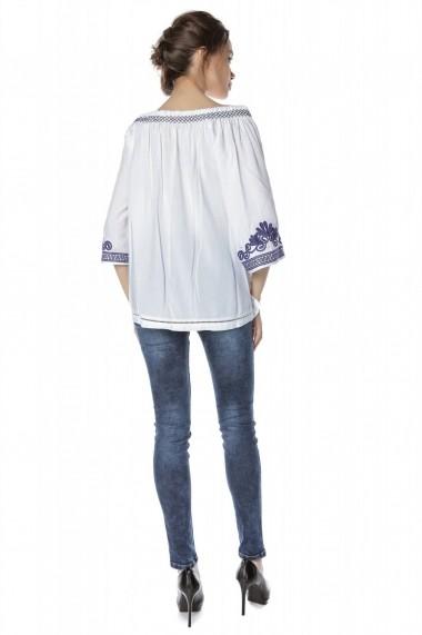 Bluza Roh Boutique BR2096 Alb