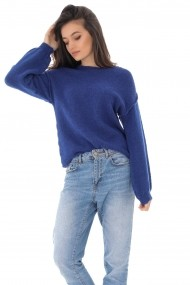Pulover Roh Boutique BR2262 Albastru