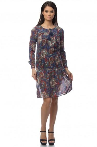 Rochie midi Roh Boutique DR2921 Print
