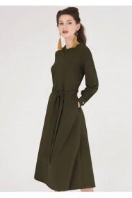 Rochie de zi Roh Boutique - DR3511 verde