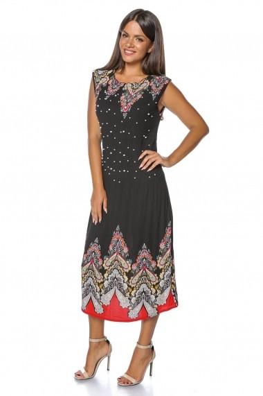 Rochie de zi Roh Boutique - DR3538 multicolora