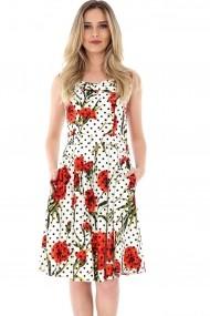 Rochie scurta Roh Boutique DR3356 Florala